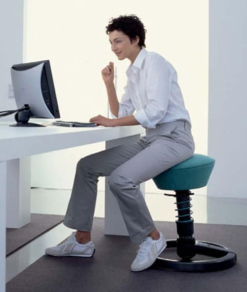 15 Best Active Sitting Chairs For Better Posture