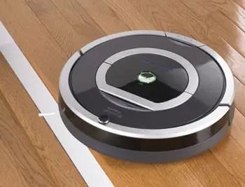 Irobot-vacuum-cleaning-robot