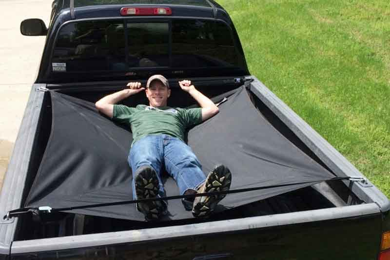 Pickup Truck Camping Gear & Accessories – hobbr