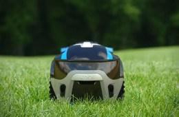 modular autonomous yard work robot