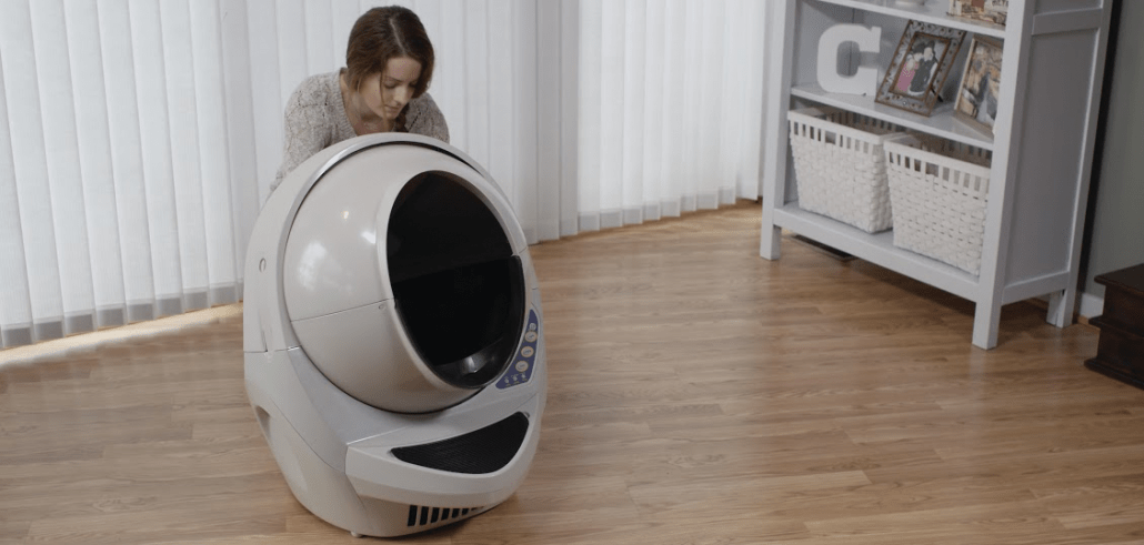 automatic cat litter box litterrobot iii