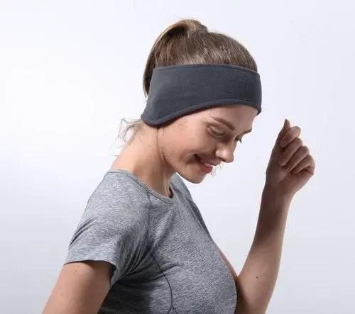 fleece ear warmer headband