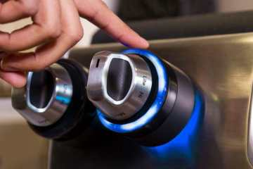 mechanically powered smart stove knobs turn off if you forget to