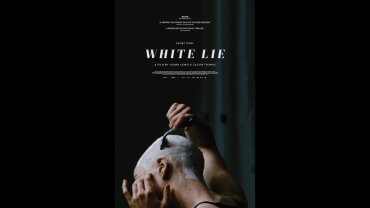 white lie movie poster