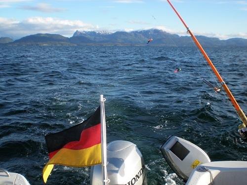 Meeresangeln Norwegen