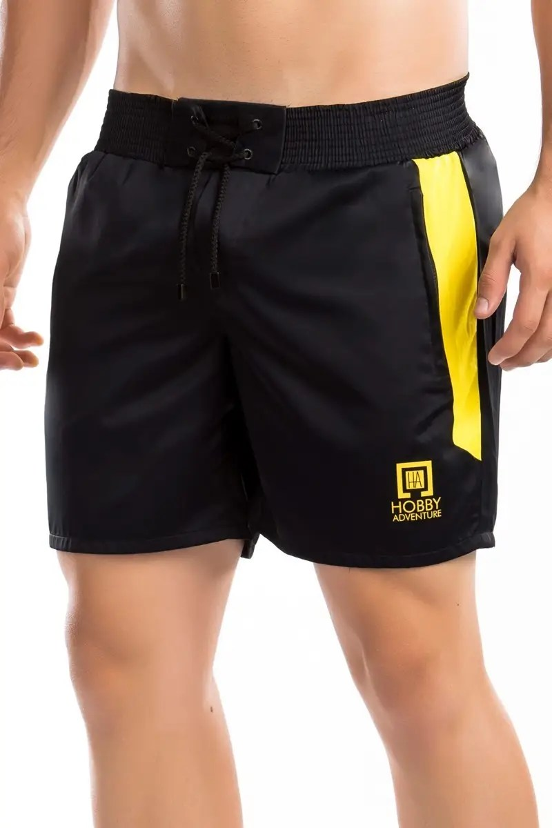 Pantaloneta 2093 Negra Pacific Hobby