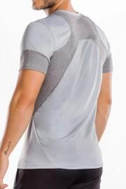 Camiseta 4089 Gris Action Hobby