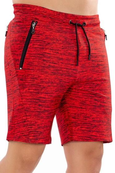 Bermuda 8015 Rojo Gimnastic Hobby-1