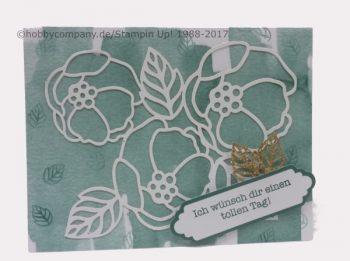 Karten Basteln Mit Stampin Up Liebe Zum Detail