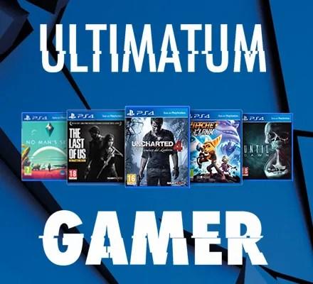 PlayStation Ultimatum Gamer