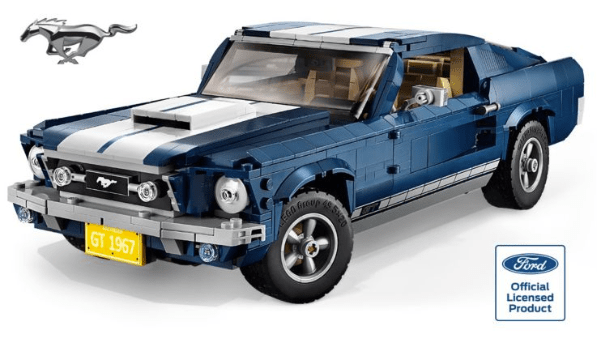 Lepin ford mustang 10265