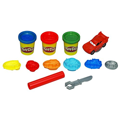 Play-Doh Cars 2 Set  sc 1 st  Hobby Leisure Mall & Play Doh Disney Pixar Cars Lightning McQueen + Play-Doh Plus ...