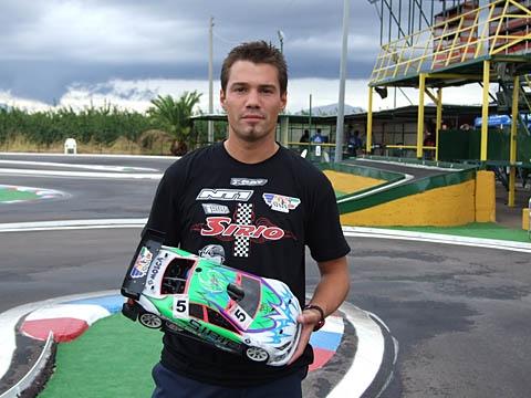 Campionato Italiano Automodellismo pilota
