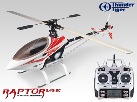 thunder-tiger-raptor-30-v2-24-ghz-rtf-super-combo