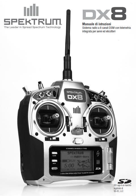 manuale-dx8-spektrum-italiano