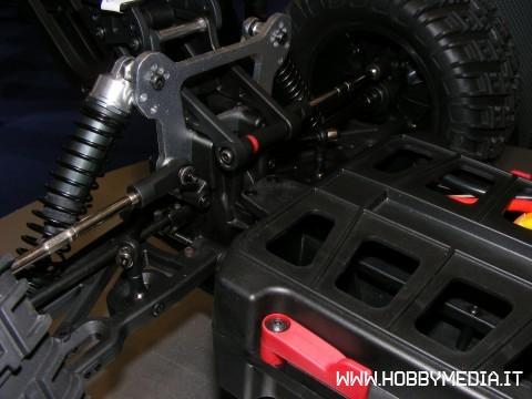 Thunder Tiger MT4 G3P EP: Monster Truck Brushless