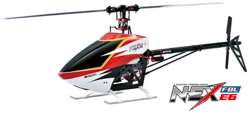 jr-propo-vibe-nex-e6-flybarless