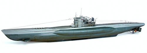 graupner-artr-u-boot-type-v