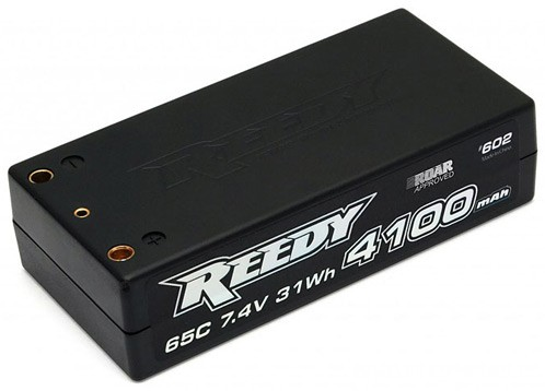reedy-lipo-4100mah-65c-shorty