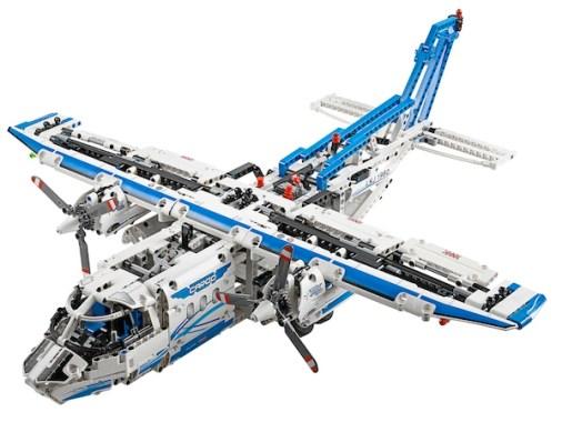 elgo-technic-42025-cargo-plane-set