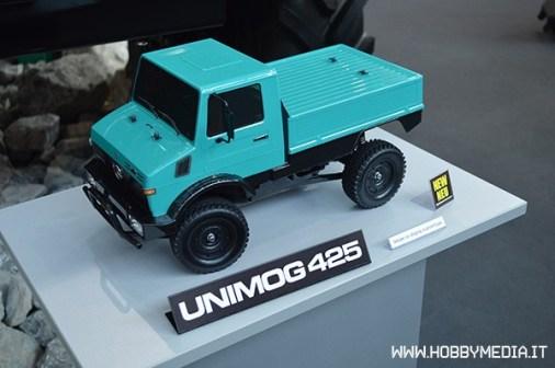 Mercedes-Benz UNIMOG 425