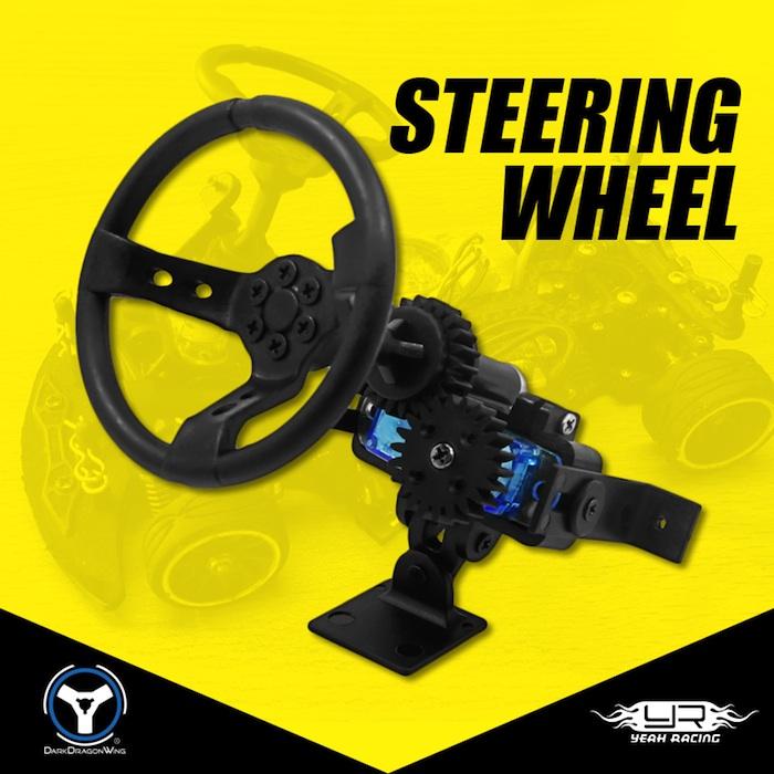 volante steering wheel automodelli sterzo yeah racing