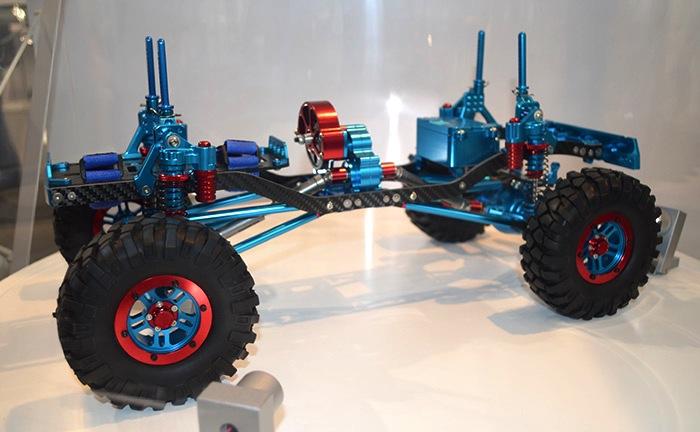 Absima scaler prototype toy fair 2017 3