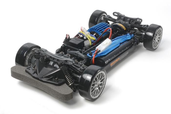 telaio tamiya tt02d drift spec chassis