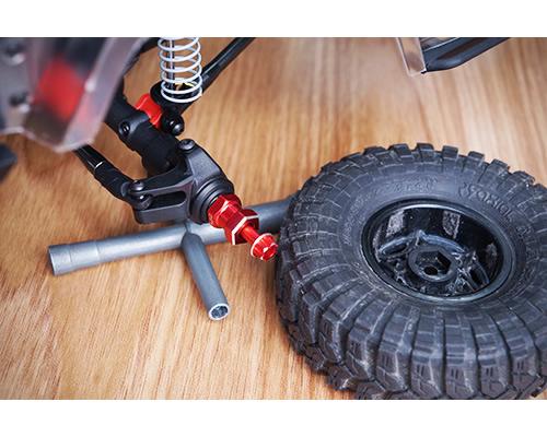 trascinatori ruote