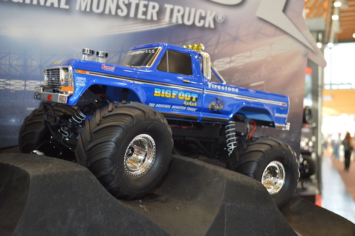 traxxas bigfoot monster truck 2