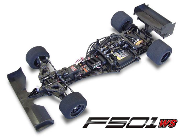 Kawada F501WS e wS