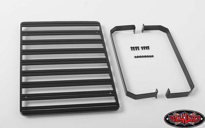 Portapacchi Scaler- Rear Bed Rack per Mojave II della RC4WD
