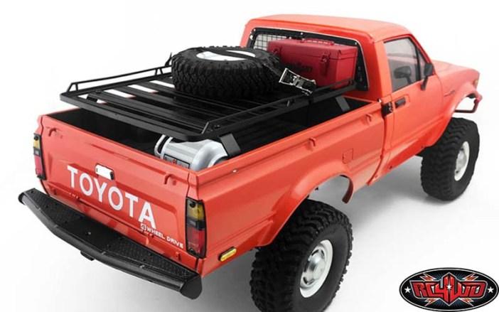 Portapacchi Scaler- Rear Bed Rack per Mojave II