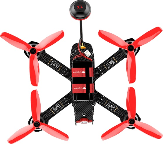 Racing drone Walkera Furious 215