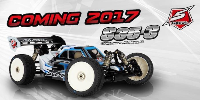 buggy sworkz S35-3E