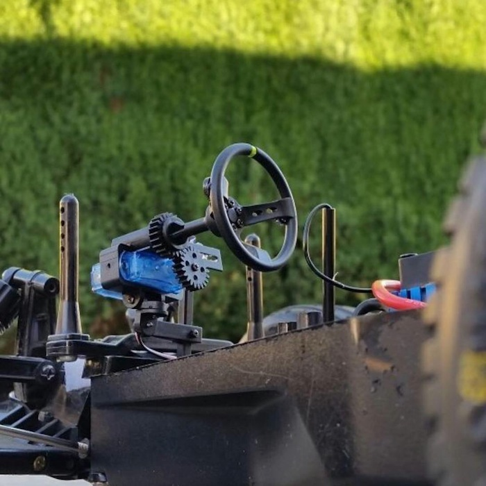 scaler volante per automodelli radiocomandati yeah racing