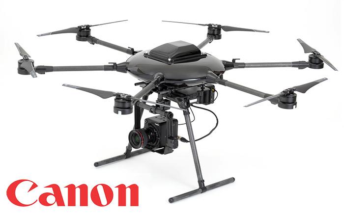 Drone Canon PD6E2000-AW-CJ1 2