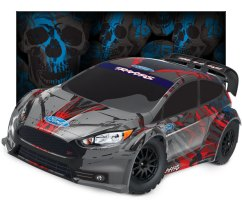 Traxxas Video: RC Fiesta Rally at Woodward