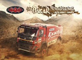 RC4WD - Dakar Rally Scale RTR Race Truck 1/14
