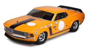 HPI BAJA 5R 1970 Ford Mustang in scala 1/5