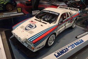 Tamiya Lancia 037 Rally su telaio TA02-S - Toy Fair 2018