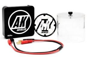 AIR KILLER - Rimuovere l'aria da ammortizzatori e differenziali