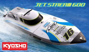 Jet Stream 600 Type 2 Readyset con radio KT-231P
