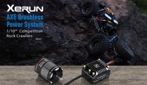 Hobbywing XeRun AXE Brushless System