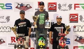 David Ronnefalk vince il warm-up IFMAR 2018 Buggy 1/8