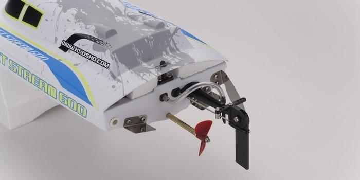Motoscafo Kyosho Jet Stream 600 Color Type2