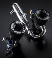 Motore da competizione OS Speed B21 Adam Drake