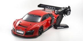 Kyosho Inferno GT2 AUDI R8 LMS Nitro Readyset