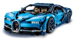 LEGO Technic Bugatti Chiron e Porsche 911 GT3 RS: il confronto!