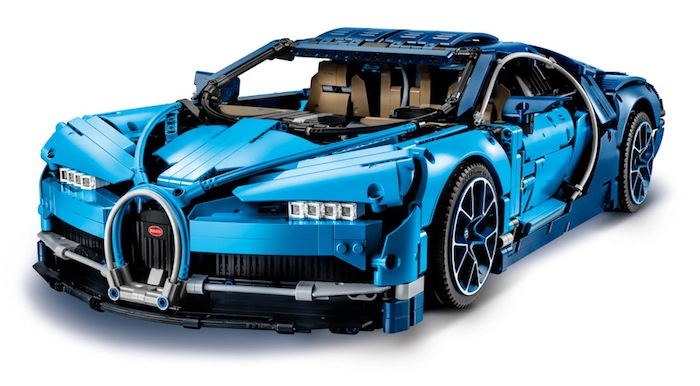 LEGO Technic Bugatti Chiron - Set 42083